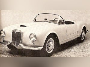 1958 WANTED WANTED LANCIA AURELIA B24S SPIDER ONLY lhd For Sale (picture 1 of 49)
