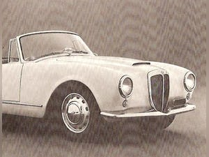 1958 WANTED WANTED LANCIA AURELIA B24S SPIDER ONLY lhd For Sale (picture 15 of 49)