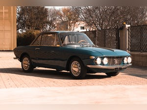 1966 LANCIA FULVIA COUPÉ 1.2 For Sale (picture 1 of 12)