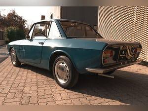 1966 LANCIA FULVIA COUPÉ 1.2 For Sale (picture 3 of 12)