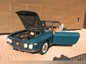 1966 LANCIA FULVIA COUPÉ 1.2 For Sale (picture 5 of 12)