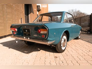 1966 LANCIA FULVIA COUPÉ 1.2 For Sale (picture 9 of 12)