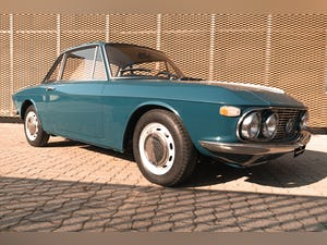 1966 LANCIA FULVIA COUPÉ 1.2 For Sale (picture 10 of 12)