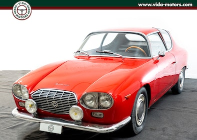 Picture of 1963 Flavia Sport * 1 OF 98 PRODUCED * ZAGATO RACE SEATS * ASI * For Sale