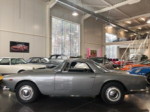 1961 Lancia Flaminia Serie 1 Touring * Perfect condition * For Sale (picture 4 of 8)