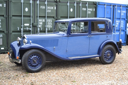 Picture of 1935 Lancia Belna Saloon For Sale by Auction