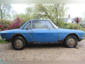 1975 Lancia fulvia coupe-1 owner-needs restoration For Sale (picture 3 of 12)