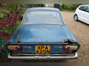 1975 Lancia fulvia coupe-1 owner-needs restoration For Sale (picture 4 of 12)