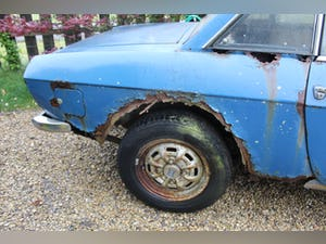1975 Lancia fulvia coupe-1 owner-needs restoration For Sale (picture 7 of 12)