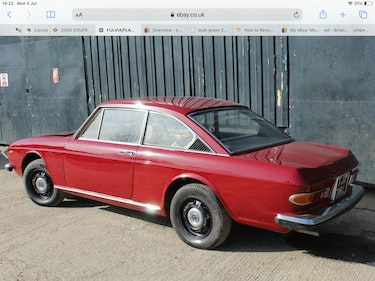 Picture of 1973 Nice LANCIA Flavia 2000 Coupe-Survivor! For Sale