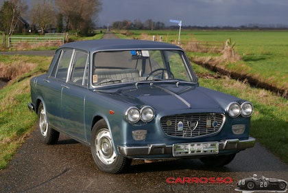 Picture of 1962 Lancia Flavia Serie 1 For Sale