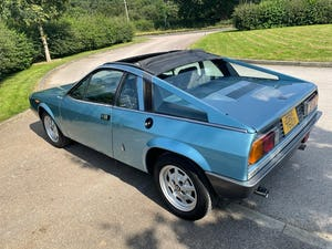 1983 LANCIA BETA MONTECARLO SPYDER S2 For Sale (picture 14 of 29)