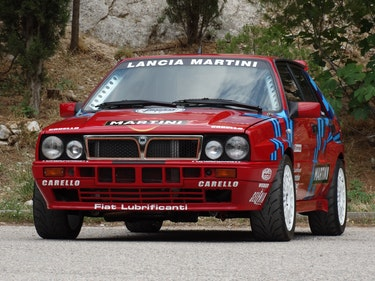 Picture of 1988 Lancia Delta HF Integrale 8V, Group 4. For Sale