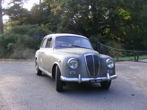 1957 Lancia appia s2 For Sale (picture 1 of 11)