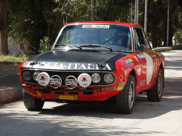 Picture of 1975 Lancia Fulvia 1.3 HF Rally, Group 3, FIA HTP Certified For Sale