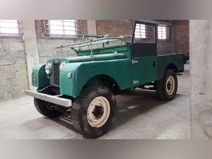 1954 Land Rover Serie 1  (88)  1957  Petrol For Sale (picture 7 of 12)