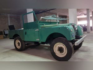 1954 Land Rover Serie 1  (88)  1957  Petrol For Sale (picture 9 of 12)