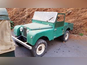 1954 Land Rover Serie 1  (88)  1957  Petrol For Sale (picture 11 of 12)
