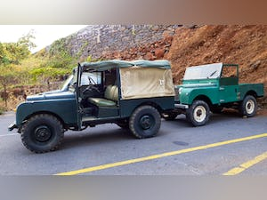 1954 Land Rover Serie 1  (88)  1957  Petrol For Sale (picture 12 of 12)