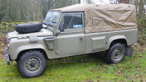 Picture of 1984 LANDROVER 110 WOLF REPLICA TUM AUTOMATIC 300 TDI For Sale