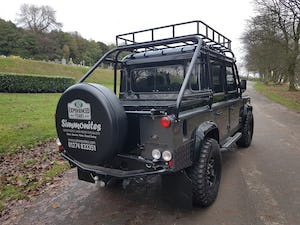 1986 LAND ROVER DEFENDER 300 TDI 110 DOUBLE CAB PICKUP For Sale (picture 5 of 12)