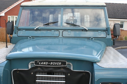 Picture of 1975 Land Rover Series 3 LWB 109 Tax Free Mot Exempt For Sale