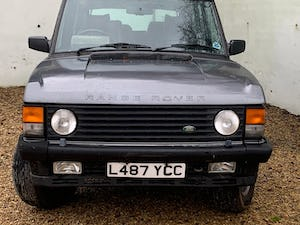 1993 Range Rover 3.9 Vogue SE in Westminster Grey For Sale (picture 5 of 11)