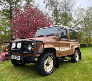 Picture of 1986 90 County V8 only 38000m and all original For Sale