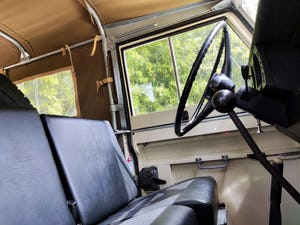 1974 LAND ROVER SERIES 3 SOFT TOP PETROL LHD For Sale (picture 7 of 10)