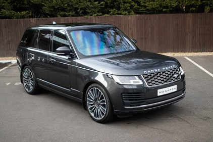 Picture of 2018/18 Range Rover Autobiography SDV8 For Sale