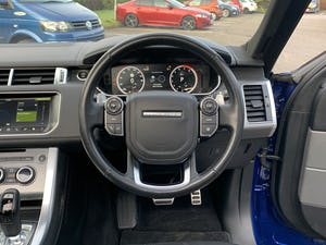2016 Range Rover Sport SVR For Sale (picture 9 of 12)