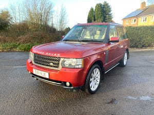 2011 EXPAT Range Rover IN SPAIN LIKE NEW For Sale (picture 1 of 12)