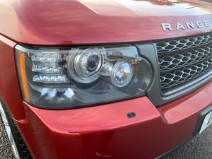 2011 EXPAT Range Rover IN SPAIN LIKE NEW For Sale (picture 2 of 12)