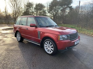 2011 EXPAT Range Rover IN SPAIN LIKE NEW For Sale (picture 5 of 12)