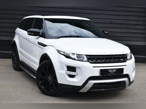 2013 Range Rover Evoque 2.2 SD4 Dynamic Auto AWD **RESERVED** For Sale (picture 2 of 13)