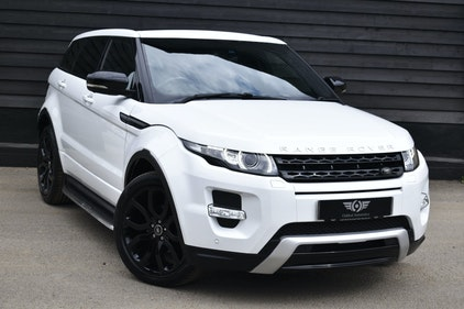 Picture of 2013 Range Rover Evoque 2.2 SD4 Dynamic Auto AWD RAC Approved For Sale