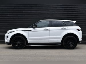 2013 Range Rover Evoque 2.2 SD4 Dynamic Auto AWD **RESERVED** For Sale (picture 4 of 13)