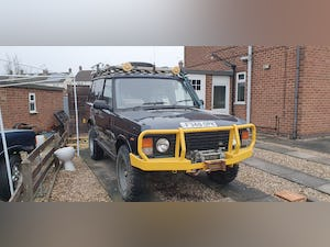 1988 Off Road Prepared Range Rover For Sale (picture 1 of 4)