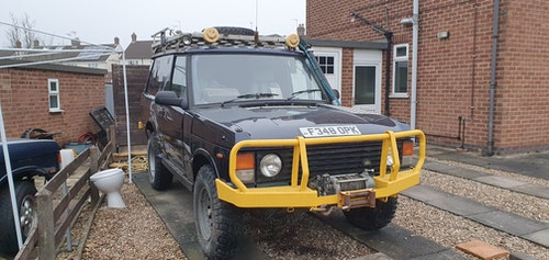 Picture of 1988 Off Road Prepared Range Rover For Sale