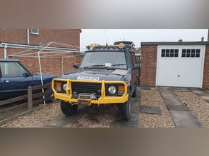 1988 Off Road Prepared Range Rover For Sale (picture 2 of 4)