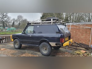 1988 Off Road Prepared Range Rover For Sale (picture 4 of 4)