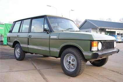 Picture of 1975 Range Rover Classic LWB coach build For Sale
