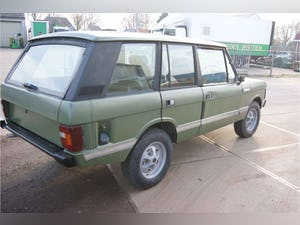 1975 Range Rover Classic LWB coach build For Sale (picture 2 of 7)