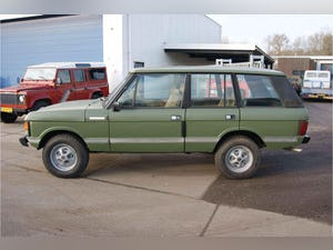 1975 Range Rover Classic LWB coach build For Sale (picture 7 of 7)
