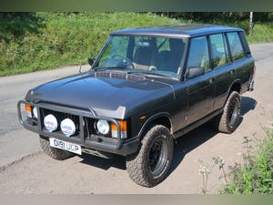 1986 Range Rover Classic 3.5 EFI V8 43,000 miles For Sale (picture 2 of 12)