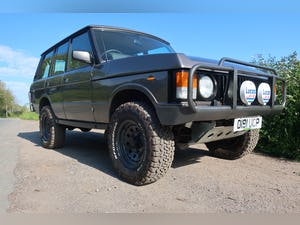 1986 Range Rover Classic 3.5 EFI V8 43,000 miles For Sale (picture 5 of 12)