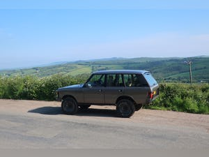 1986 Range Rover Classic 3.5 EFI V8 43,000 miles For Sale (picture 6 of 12)