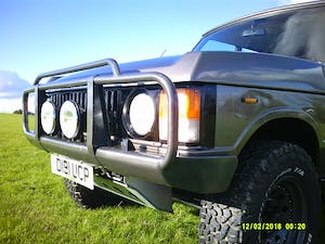 1986 Range Rover Classic 3.5 EFI V8 43,000 miles For Sale (picture 7 of 11)
