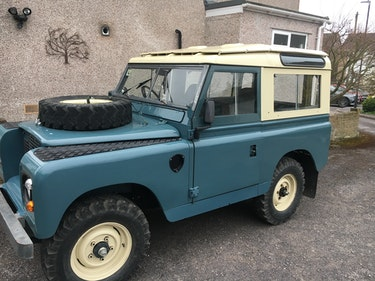 Picture of 1963 Land Rover Series 2a SWB Station Wagon For Sale