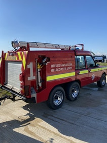 Picture of 1978 Range Rover 6x6 wheel TACAR fire engine  For Sale